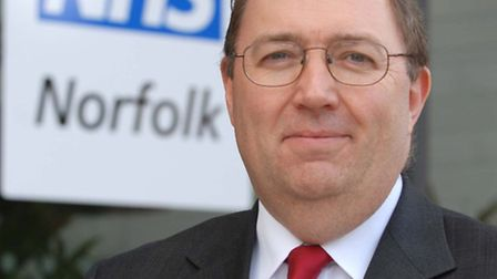 Dr Ian Mack, Chair of the West Norfolk Clinical Commissioning Group.