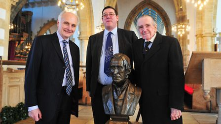 A civic service was held at Yarmouth Minster to celebrate Sir James Paget's Bicentenary.Hugh Sturzak
