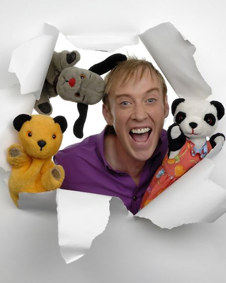 The Sooty Show at The Apex, Bury St Edmunds, February 19.