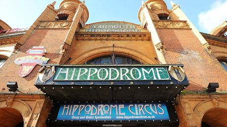 The Hippodrome Circus in Great Yarmouth. Picture: James Bass