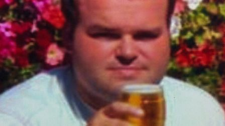 Peter Nelson, 26, from Blakeney, who died from a brain haemorrhage.
