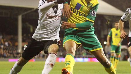 Josh Murphy featured for Norwich City's Under 21s against West Brom's under-21s on Thursday night at