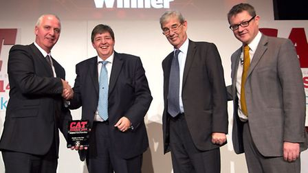 Wilco Motor Spares is CAT accessory trader magazine retailer of the year for the second year running