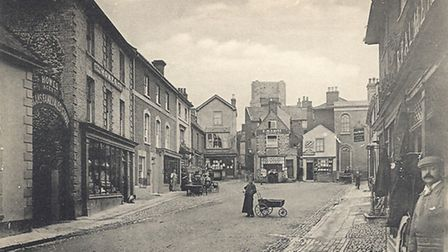 4 Market Street, North Walsham. Date unknown. Picture: Courtesy of North Walsham Historical Society.