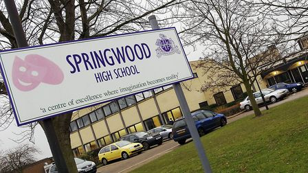 Thirty-seven students, a teacher and two support staff at Springwood High School have been told to s