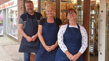 Harris & James stores in the landmark Suffolk towns of Southwold and Aldeburgh, an exciting new feas
