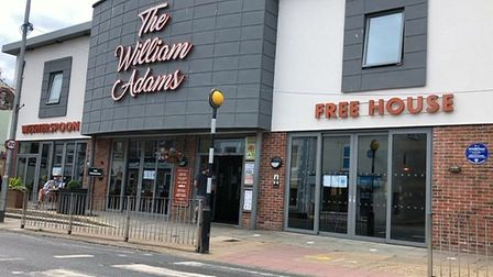 Wetherspoon pubs have reported a sales nosedive. Pic: Archant