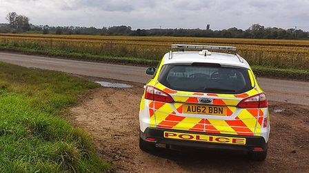 Equipment has been stolen from tractors at farms in Breckland. Picture: Norfolk Police
