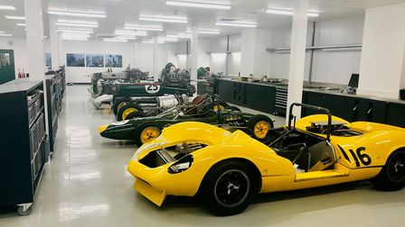Win a unique prize at Lotus in Norfolk