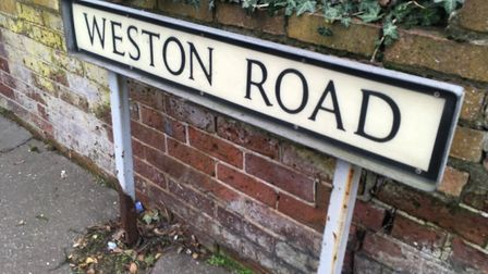 Weston Road, Norwich. PIC: Peter Walsh.