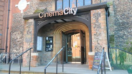 Cinema City in Norwich. It is temporarily closing again because of Covid. Pic: EDP
