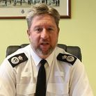 Simon Bailey, chief constable of Norfolk Constabulary Picture: Submitted