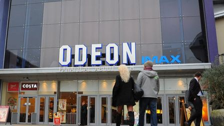 The Odeon is reducing its hours because of Covid. Pic: EDP