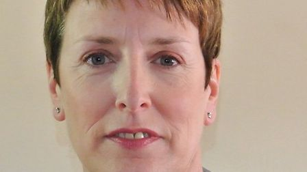 Christine Allen, chief executive of the James Paget University Hospital.