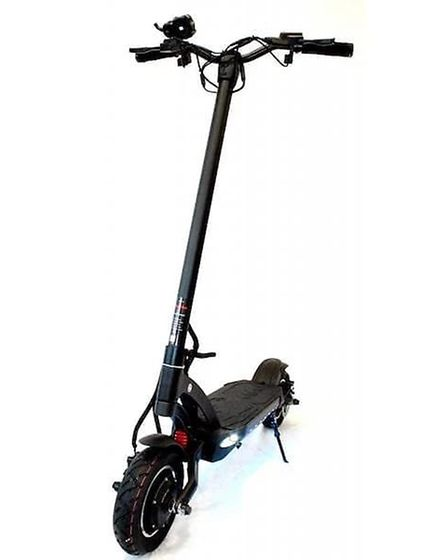 Another one of the scooter types stolen during the burglary. PHOTO: Richard Gapper