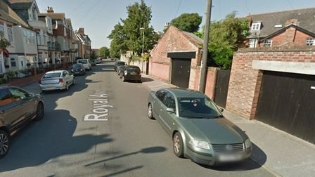 A hedge trimmer was stolen from an insecure shed in the back garden of a home in Royal Avenue, Lowes