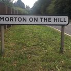 Morton on the Hill. PIC: Peter Walsh.