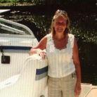 Grandmother Jennifer Potter, who died after being hit by a car on the A143 at Ditchingham.