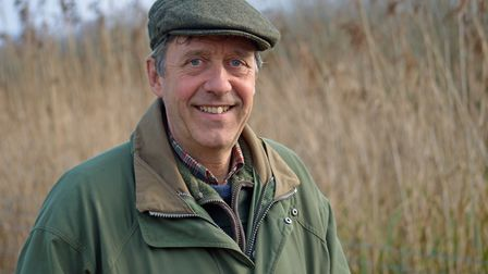 Nick Deane of Bure Farm Services is the Norfolk branch chairman of the National Farmers' Union (NFU)
