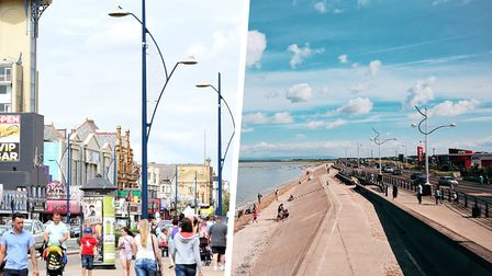 Southport in the north west says people in Great Yarmouth need to 'pull together' in the face of a d