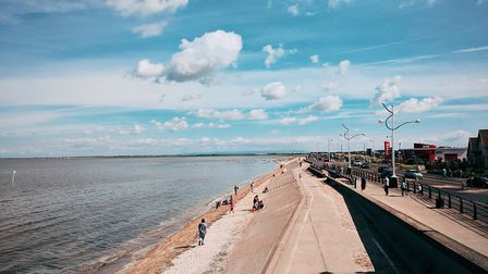 Southport seafront is in the frontline in the battle against coronavirus Picture: David Perkins/Unsp
