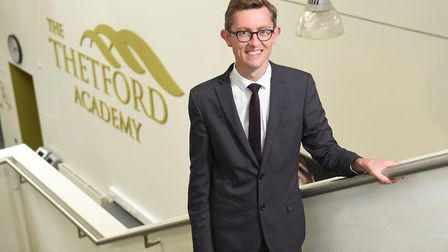 Inspiration Trust, which runs schools including Thetford Academy, has secured £26,800 in funding fro