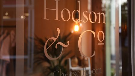 Hodson & Co Cheese Room with Delicatessen at Aylsham. Picture: DENISE BRADLEY