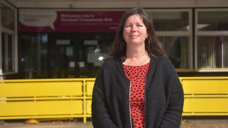 Labour Town Close county councillor Emma Corlett. Pic: BRITTANY WOODMAN