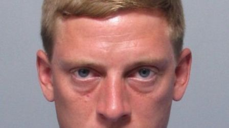 JAILED: Andrew Bridgewater, of Lowestoft, who was jailed for 28 months.