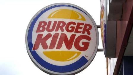 Burger King is rolling out free school meals for children at three restaurants in Norfolk and Suffol
