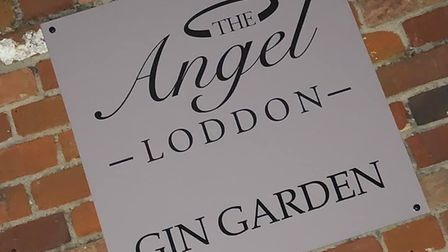 The oldest pub/restaurant in Loddon, Norfolk, will close for 12 days. PHOTO: The Angel