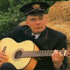 The Singing Postman, who died 20 years ago. Picture: Submitted