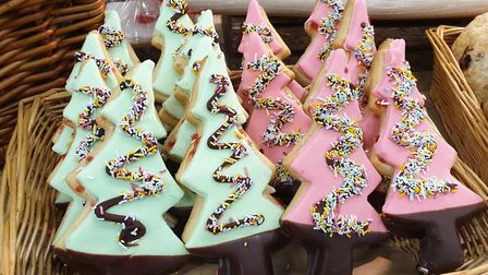 There will be festive food and drink on offer at the Norfolk Festive Gift Show Picture: Aztec Events