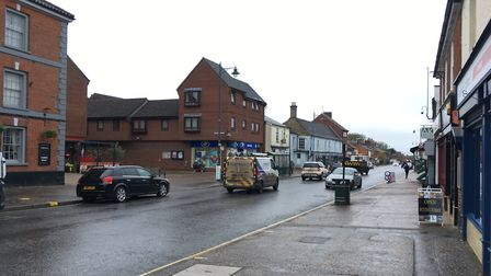 Businesses and shoppers have been reacting to the coronavirus outbreak at Cranswick Foods in Watton.