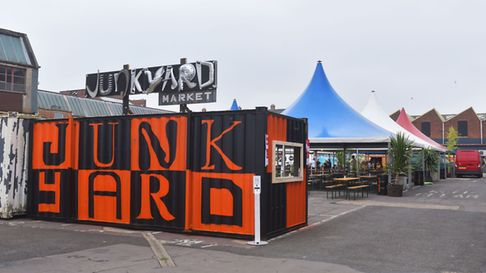 Norwich Junkyard Market could return for Christmas if it gets the green light from the city council