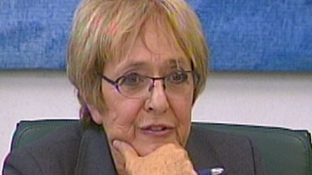 Margaret Hodge, one of three Jewish MPs abused by Nofolk man Nicholas Nelson. Picture: PA Wire