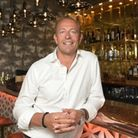 Philip Turner who has just taken over a pub owned by Jamie Oliver's parents. Pic: EDP