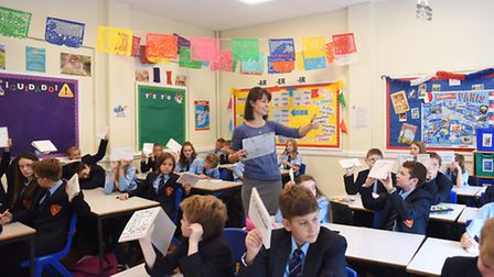 Teachers have cautiously welcomed the decision to keep schools open. Picture: Ian Burt