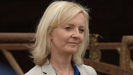Secretary of State for International Trade and South West Norfolk MP Liz Truss Picture: Chris Bisho