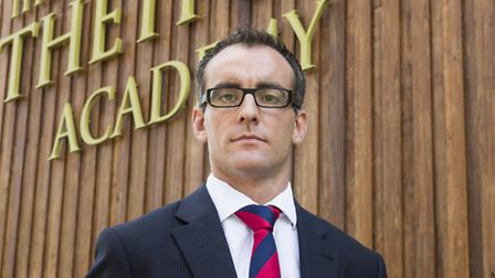 Adrian Ball has been appointed as executive principal at Thetford Academy