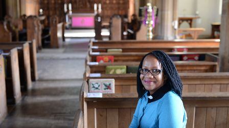 Karlene Kerr, Diocese of Norwich bishop's adviser for BAME affairs. Picture: Diocese of Norwich