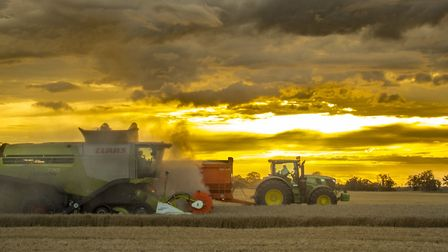 A 'perfect storm' of challenges facing East Anglian farmers was discussed during Lloyds Banks 'The B