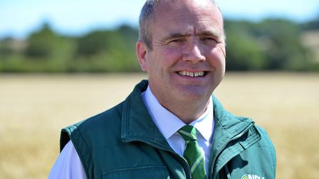 NFU East Anglia regional director Gary Ford. Picture: Pagepix
