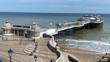 Cromer recorded no coronavirus cases in the week up to October 20. Picture: Abigail Nicholson