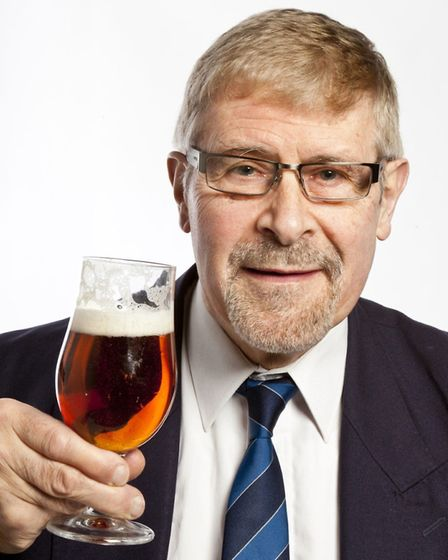 Roger Protz. Picture: Courtesy of CAMRA