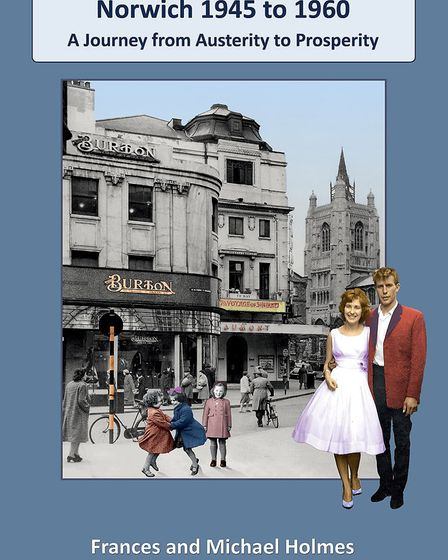 The book packed with your memories and photographs. Picture: Frances and Michael Holmes