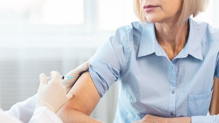 The number of people who have had a flu jab has risen in Norfolk and Waveney.