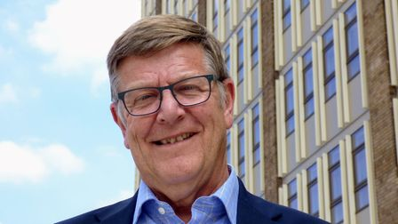 Andrew Proctor, leader of Norfolk County Council. Pic: NCC