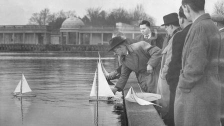 The day Judge Carey Evans took his court to Eaton Park boating lake to test if the Ripple did indeed