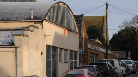 Plans to increase the number of flats on the former Witley Press site in Hunstanton from 16 to 18 ha